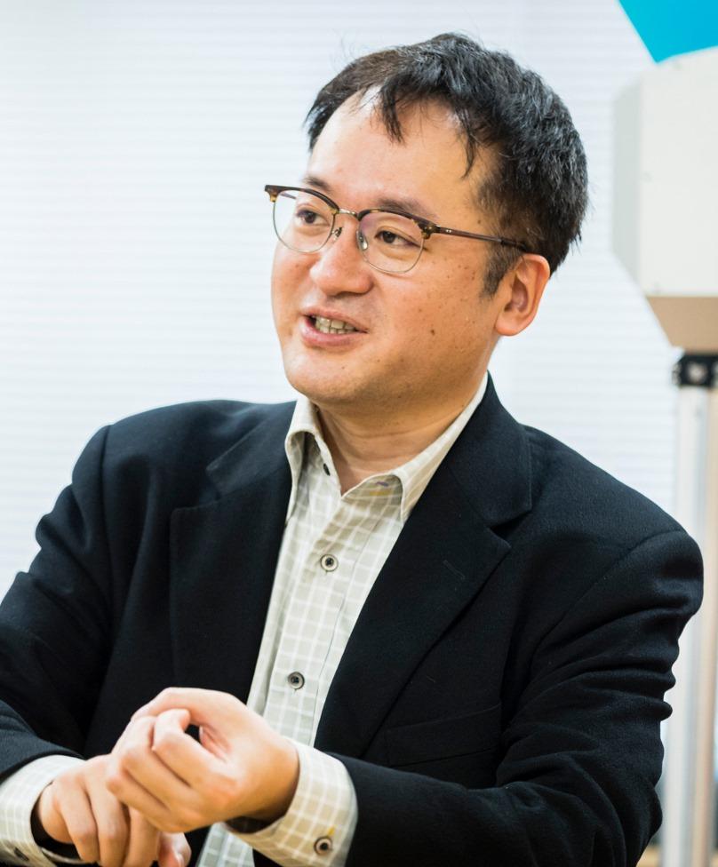 稲見 昌彦 先生